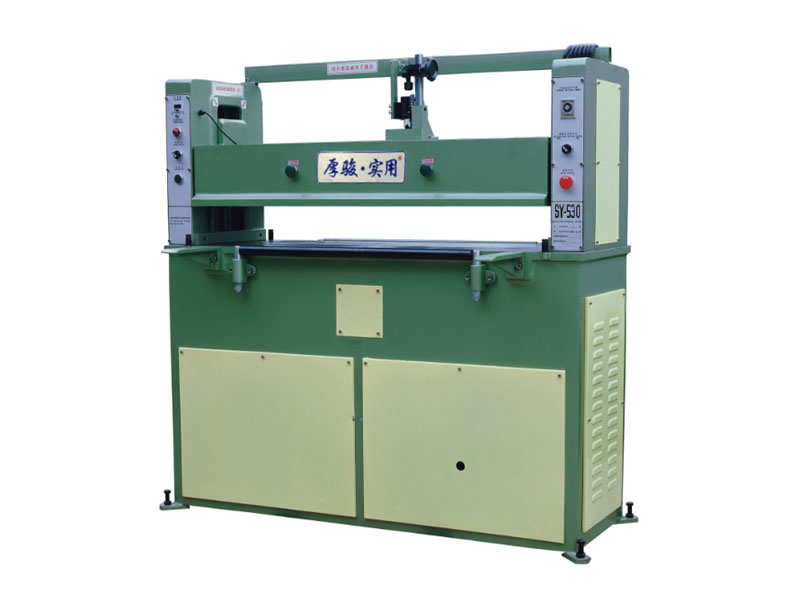 SY-530 flat hydraulic cutting machine